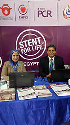 Stent For Life in CardioAlex 2014
